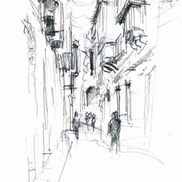 Drawing-Toledo